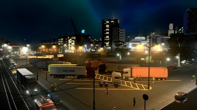 Cities Skylines Mass Transit Modpack V4 Truck