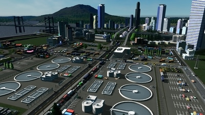Cities Skylines Mass Transit Modpack V4 Watah